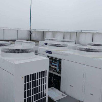 中央空调压缩机工作异常