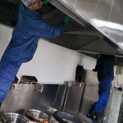 厨房油烟管道清洗
