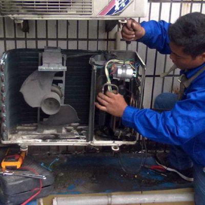孝感空调维修基本步骤