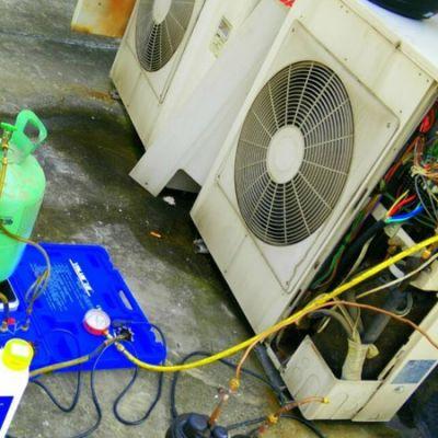空调清洗加氟的时机选择