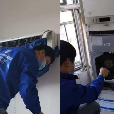 孝感家用空调维修清洗上门电话